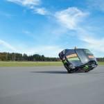 Vesa Kivimäki stabileste un nou record mondial pe doua roti