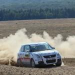 Campionul în Cupa Suzuki se va decide la Raliul Harghitei