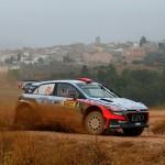 Dani Sordo si Marc Marti – Hyundai Motorsport, lideri in Raliul Spaniei