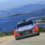Turul Corsicii: Hyundai Motorsport se lupta pentru podium