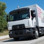 Renault Trucks își expune gama de vehicule pe gaz la SITL