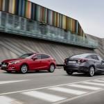 Mazda3 2017 pune accentul pe tehnologie și confort