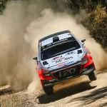 Echipajele Hyundai Motorsport au sanse la victorie in Raliul Australiei