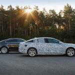 Noul Opel Insignia Grand Sport, premiera mondială în 2017