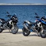 Opt premiere mondiale BMW Motorrad la Milano