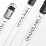 Un nou membru în familia Opel X: Opel Grandland X