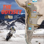 Ruta Raliului Dakar 2017