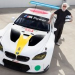 Premiera mondială: BMW Art Car by John Baldessari