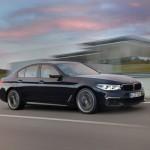 Noul BMW M550i xDrive