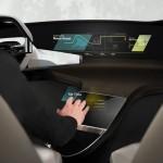 BMW HoloActive Touch: un concept inovator de operare pentru interiorul viitorului