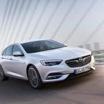 Premieră mondială: noul Opel Insignia isi face debutul in 2017 la Geneva