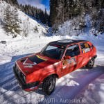 Lorand Szocs si Adam Robert la Winter Rally Covasna 2017