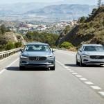 Volvo S90 și V90 au obținut rezultate excelente de siguranță AEB Pedestrian la evaluarea Euro NCAP