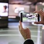 Premieră mondială – aplicaţie BMW i de vizualizare a produsului