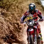 Raliul Dakar 2017: Joan Barreda urca in fruntea clsamentului