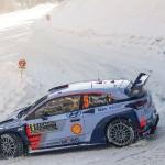 Raliul Monte-Carlo: Thierry Neuville si Hyundai Motorsport sunt lideri dupa primele doua zile