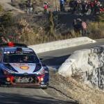 Raliul Monte-Carlo: Hyundai Motorsport pierde prima pozitie