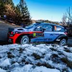 Raliul Monte-Carlo: echipa Hyundai Motorsport concureaza cu noul i20 Coupe WRC