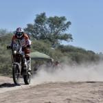 Raliul Dakar 2017: Mani Gyenes pe 29 inainte de intrarea in munti