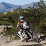 Raliul Dakar 2017: Mani Gyenes intră în Bolivia de pe locul 22 la general
