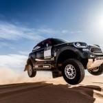 MINI la Raliul Dakar 2017