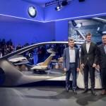 BMW la ediţia 2017 a Consumer Electronics Show