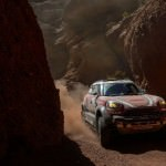Raliul Dakar 2017 etapa a patra: Mikko Hirvonen şi Michel Périn locul trei in clasamentul general
