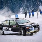 Vali Porcișteanu – Dan Dobre câștigă Winter Rally Covasna 2017