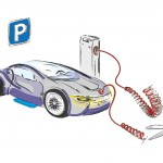 Încărcare ca prin minune – Bosch și partenerii săi dezvoltă un sistem de încărcare