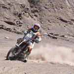 Mani Gyenes pe 15 in cea mai grea speciala din Dakar 2017
