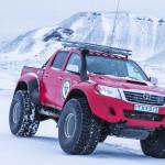 Nokian Tyres si Arctic Trucks lanseaza anvelopa Nokian Hakkapeliitta 44