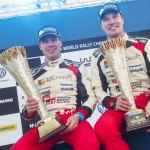 Raliul Suediei: Victorie emotionanta pentru Latvala si Toyota