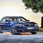 Premiera mondială la Geneva: noul BMW Seria 5 Touring