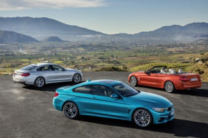 The new BMW 4 Series