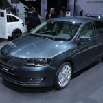 Geneva: Škoda Rapid și Škoda Rapid Spaceback, inovații numeroase