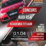 Academia Titi Aur vine la TESS Rally 2017