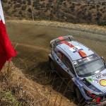 Raliul Mexicului: echipa Hyundai Motorsport s-a clasat pe podium