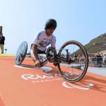 Alessandro Zanardi sărbătoreşte a şasea victorie în Maratonul de la Roma