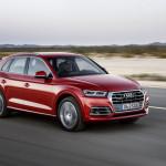 Cinci stele la Euro NCAP pentru noul Audi Q5