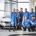 Livrarea primelor exemplare BMW M4 DTM Champion Edition