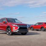 Premiera mondiala a noului SUV Compact Mitsubishi Eclipse Cross