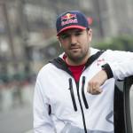 Tavo Vildosola, reporter invitat la etapa WRC Mexic