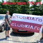 Aniversare 10 ani clubKIA.ro – La mulţi ani!