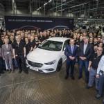 Începutul producției pentru vârful de lance al mărcii Opel: noul Insignia