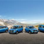Dacia la Salonul Auto International de la Geneva