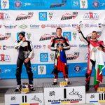 Mureșan preia conducerea în Campionatul European de Motociclism BMU