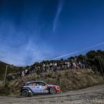 Echipa Hyundai Motorsport participa in Turul Corsicii