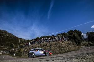 2016 FIA World Rally Championship / Round 11, Rally de France, Tour de Corse 2016 / September 28 - October 02, 2016 // Worldwide Copyright: Hyundai Motorsport