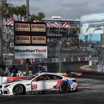 BMW Team RLL a concurat în mediul neiertător din Long Beach