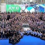 Uzina BMW Group din Chennai, un deceniu de activitate